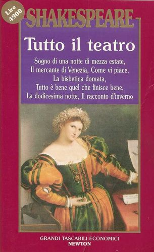Tutto il teatro vol. 2. Le commedie - William Shakespeare